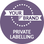 Private labelling with your logo