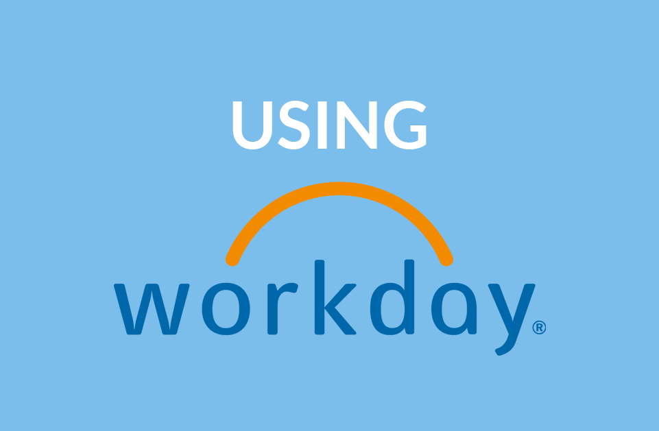 Using your Workday Connector